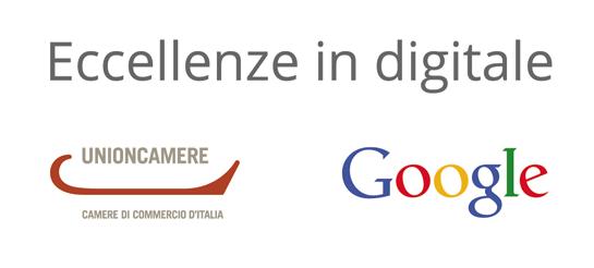 eccellenze in digitale Certificato da Google
